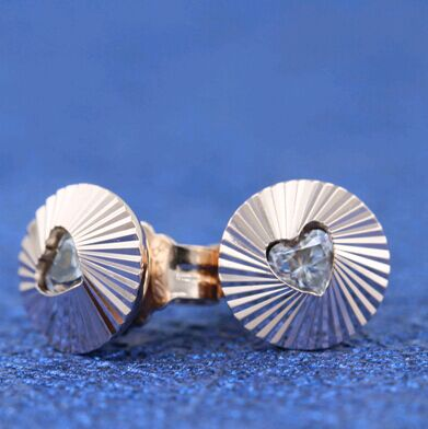 f0b53515f AAA GRADE S925 ALE 2018 Collections Vintage Fans Stud Earrings-Earrings-AAA  Agrade-Collection-Bitu Jewelry - Global Online Wholesale for Silver Jewelry  ...